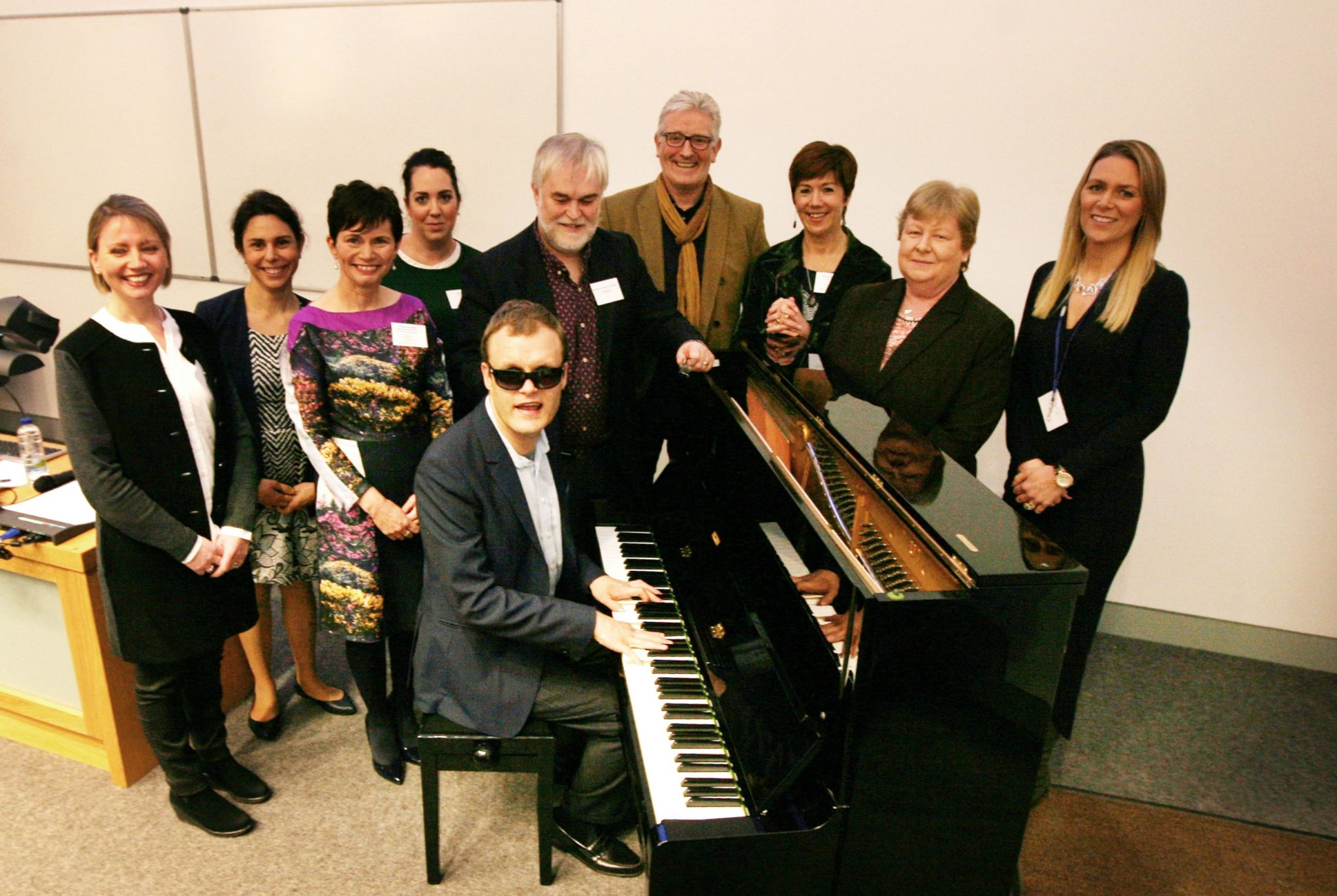 Con Tutti Music Education and Autism Seminar 2nd 3rd December